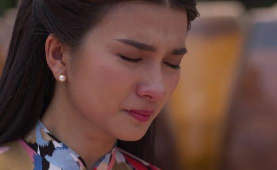 Mộng phù hoa - Tập 28: Mân bỏ đi không một lời, Ba Trang hụt hẫng rơi nước mắt
