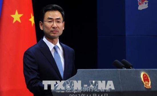 Trung Quốc, Nhật Bản tăng cường liên lạc