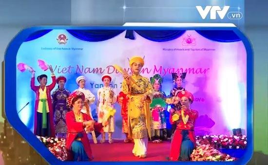 Xúc tiến du lịch Việt Nam - Myanmar
