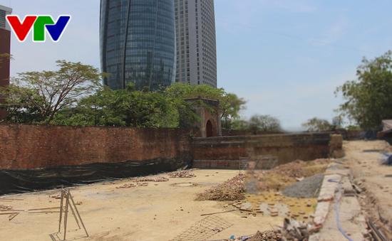 Đà Nẵng: Phát lộ nhiều dấu tích quan trọng tại Di tích Thành Điện Hải