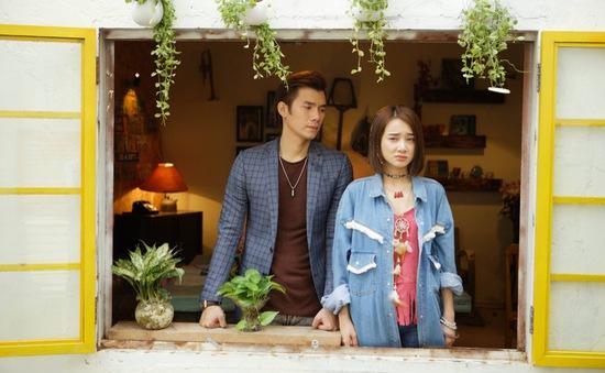 """Nhã Phương và """"bạn trai tin đồn"""" sẽ yêu nhau trong phim mới?"""