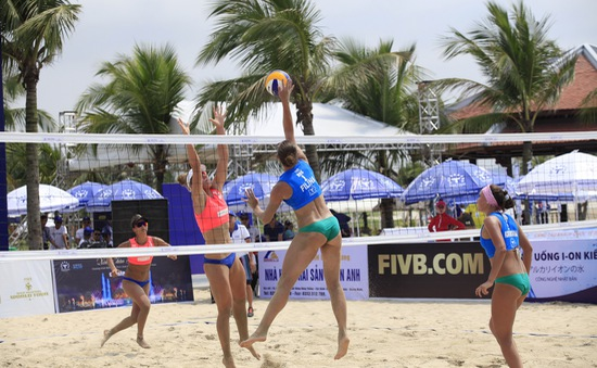 Kết quả bốc thăm vòng đấu chính Giải bóng chuyền bãi biển nữ thế giới – Tuần Châu Hạ Long mở rộng 2018