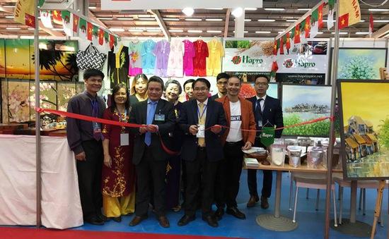 Việt Nam tham gia Hội chợ quốc tế Alger lần thứ 51