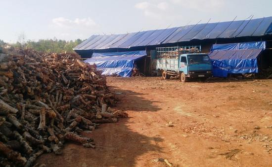 Đắk Nông: Kiểm tra, xử lý các lò than tự phát hoạt động trong khu dân cư