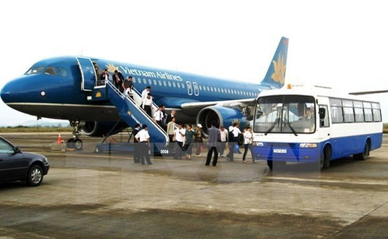 Vietnam Airlines bay Hà Nội - Đồng Hới với tần suất 7 chuyến mỗi tuần