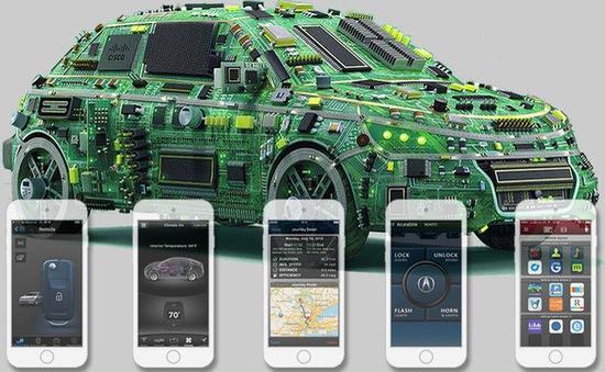 Thái Lan có thể trở thành trung tâm phát triển phần mềm ô tô của khu vực