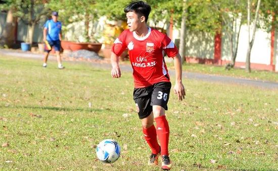 Ước mơ giản dị của tiền vệ Nguyễn Thái Sung