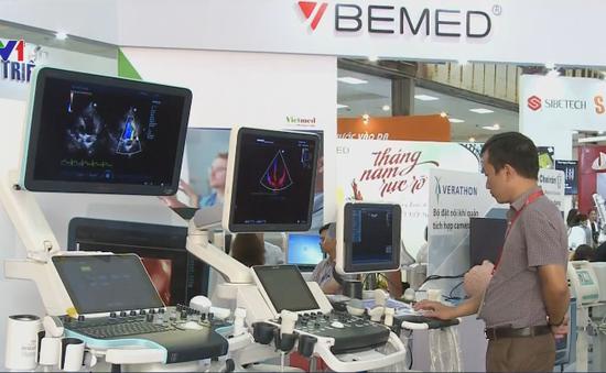 Gần 500 doanh nghiệp tham gia Triển lãm Quốc tế chuyên ngành Y dược