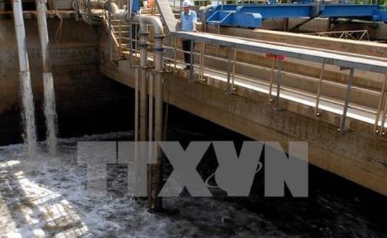 Cuối năm 2018, dự án thoát nước và xử lý nước thải của Cần Thơ đi vào hoạt động