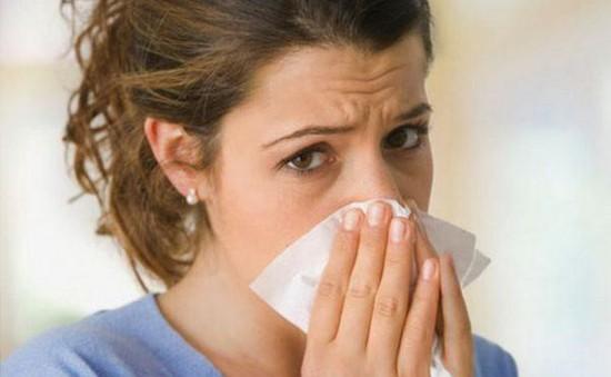 Mẹo trị nghẹt mũi tại nhà