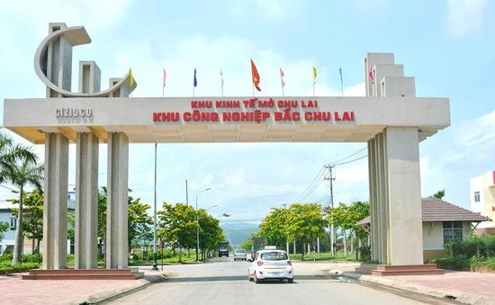 Phê duyệt nhiệm vụ điều chỉnh Quy hoạch chung Khu kinh tế mở Chu Lai