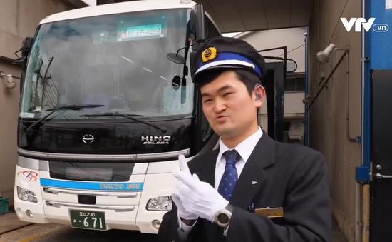 Lái xe khiếm thính ở Nhật Bản