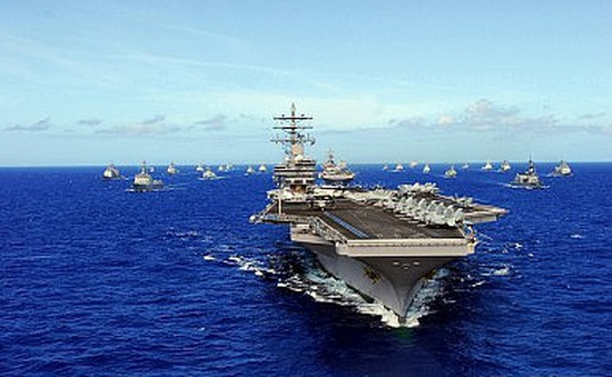 Mỹ mời Việt Nam tham gia tập trận hải quân lớn nhất thế giới