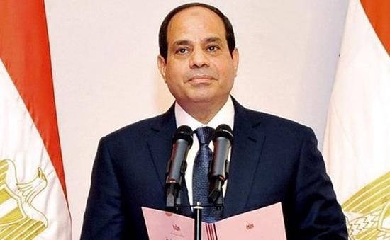Ai Cập chuẩn bị cho lễ nhậm chức của Tổng thống Abdel Fattah El-sisi