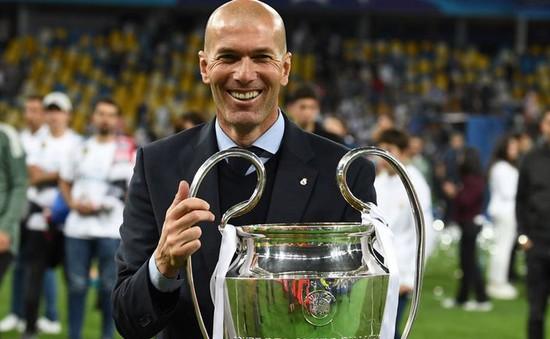 Các cầu thủ Real Madrid gửi lời tri ân đến HLV Zidane