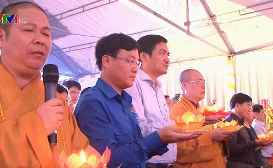 Đại lễ cầu siêu tại Nghệ An