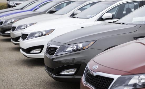 Hãng xe Kia thu hồi hơn 507.000 ô tô tại Mỹ vì lỗi túi khí