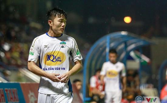 Thua Than Quảng Ninh, HAGL đứt mạch 9 trận bất bại