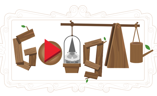 Google thay ảnh đại diện, tôn vinh thần lùn gác vườn