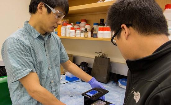Nghiên cứu mới biến smartphone thành thiết bị xét nghiệm virus và nhiễm trùng