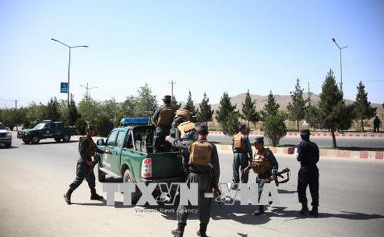 Afghanistan: Nổ trước tòa nhà chính phủ tại thủ đô Kabul