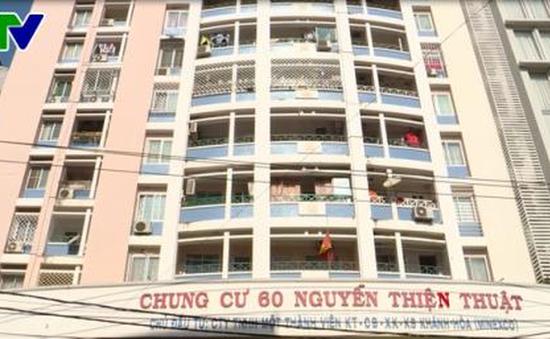 Nha Trang: Nhiều vi phạm trong công tác phòng cháy chữa cháy ở chung cư