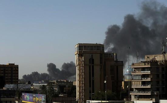 Iraq: Hỏa hoạn tại điểm chứa phiếu bầu cử khi chuẩn bị kiểm lại phiếu