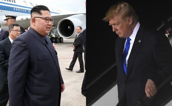 KCNA: Lãnh đạo Mỹ-Triều sẽ thảo luận cơ chế hòa bình lâu dài