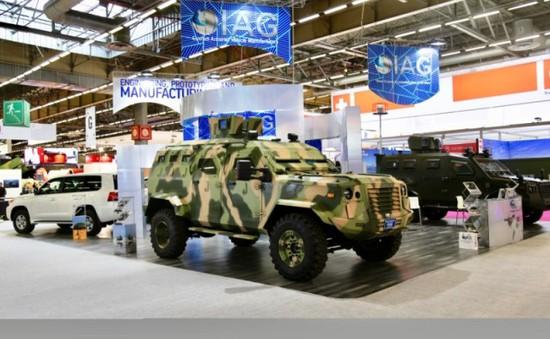 Khai mạc triển lãm vũ khí thế giới tại Pháp