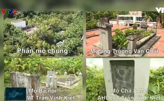 """""""Số phận"""" những ngôi mộ cổ khi TP Cần Thơ xây khu đô thị mới?"""