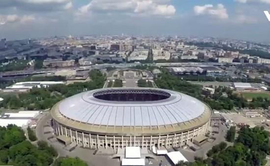 Nga không để các sân vận động trở thành chợ trời hậu World Cup
