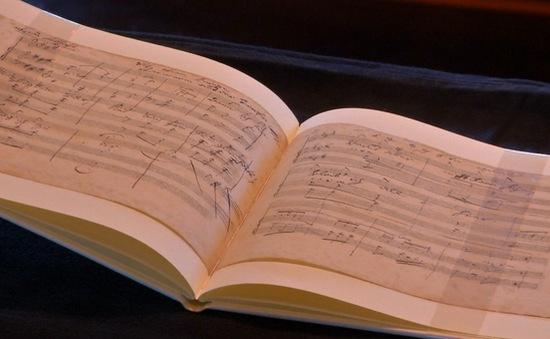 Đấu giá bản thảo viết tay của Mozart