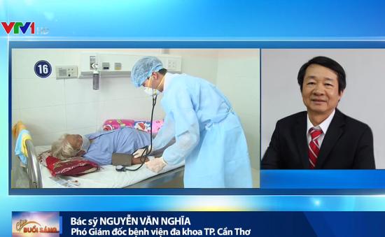 3 nhân viên y tế nhiễm cúm A/H1N1 từ bệnh nhân