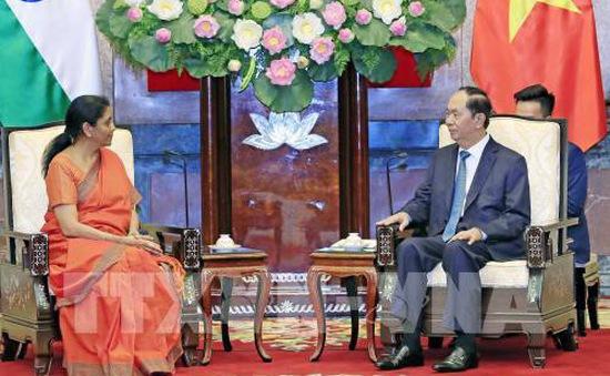 Việt Nam và Ấn Độ có nhiều tiềm năng trong hợp tác quốc phòng