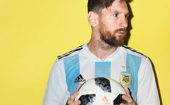"""Messi và các cầu thủ Argentina tung ảnh World Cup 2018 cực """"ngầu"""""""