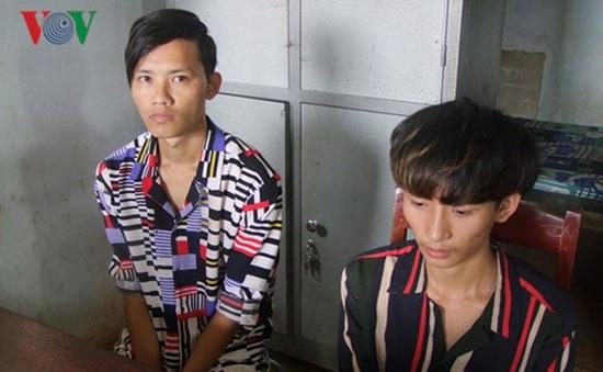 Triệt phá nhóm trộm cắp xe máy chuyên nghiệp ở Đắk Nông