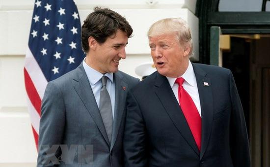 Canada tìm cách xoa dịu căng thẳng ngoại giao với Mỹ