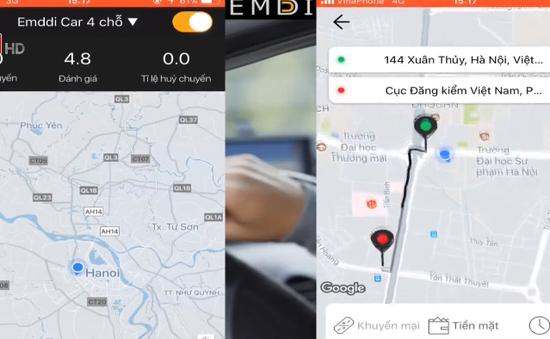 Ra mắt ứng dụng đặt và điều phối xe taxi