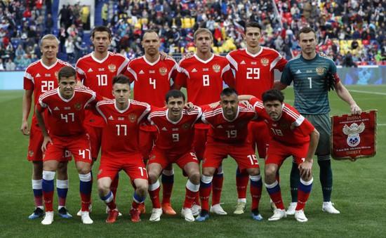 Lịch thi đấu và trực tiếp FIFA World Cup 2018 ngày 14/6: Trận khai mạc ĐT Nga - ĐT Ả Rập Xê Út