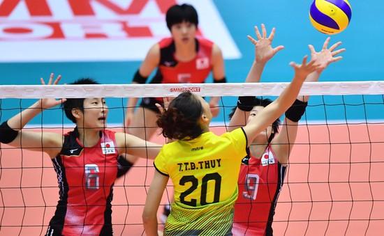 Lịch trực tiếp bóng chuyền nữ U19 châu Á hôm nay (14/6): U19 Việt Nam quyết giành vé vào tứ kết