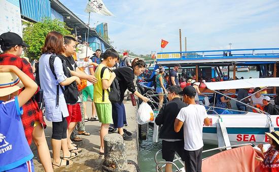 Nha Trang (Khánh Hòa) thu hút khách mùa cao điểm du lịch hè