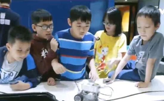 Teky - Sân chơi sáng tạo công nghệ mới cho trẻ em