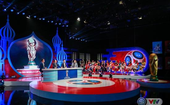 Chương trình khai mạc FIFA World Cup™ 2018 trên VTV: Ấn tượng, đậm bản sắc văn hóa Nga