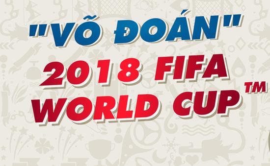 """19h30 hôm nay (14/6), đón xem """"Võ đoán"""" FIFA World Cup™ 2018 trên VTV News"""