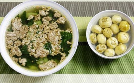 Cách nấu canh riêu cua đồng chuẩn ngon cho bữa tối hao cơm