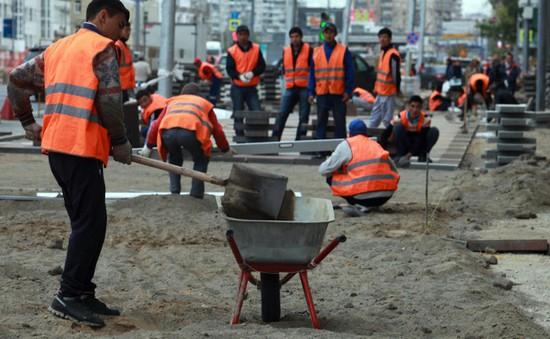 Nga đề xuất tăng tuổi nghỉ hưu đối với người lao động