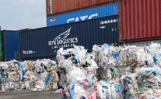 8.000 container hàng phế liệu làm ùn tắc cảng Cát Lái