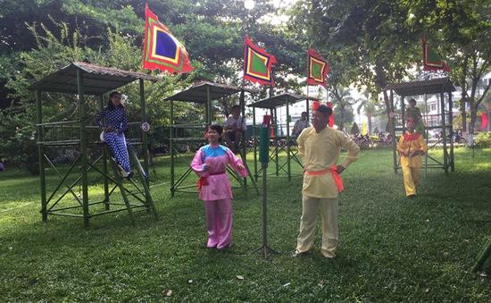 Bài chòi Bình Định qua góc nhìn phóng viên VTV