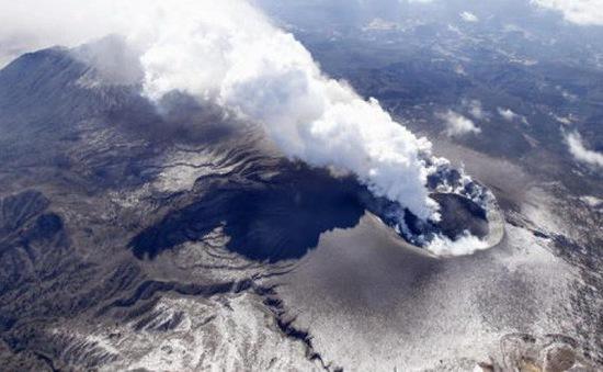 Núi lửa Sakurajima phun trào tại Nhật Bản