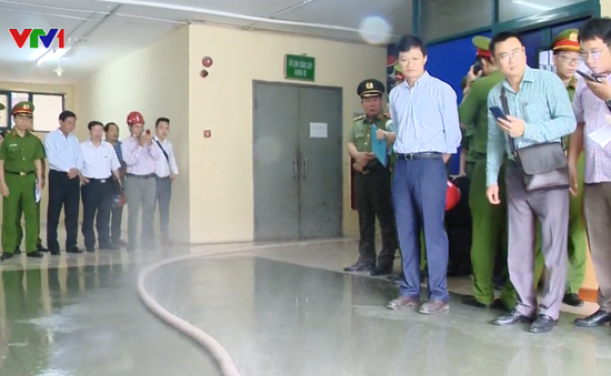 Hà Nội: Nâng cao ý thức PCCC cho người dân tại các chung cư